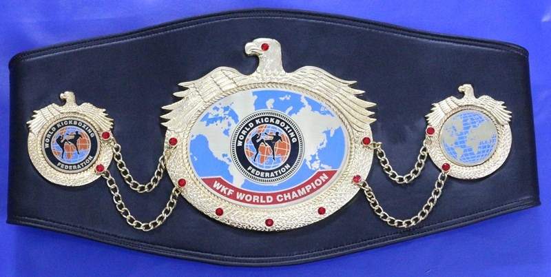 wkf-world-title-belt