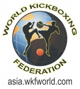 WKF ASIA logo